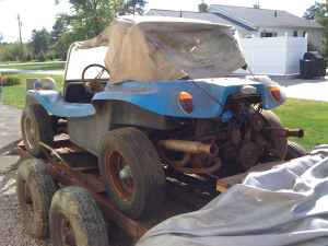 Sears? buggy on Craigslist (Cleveland/Chesterland)