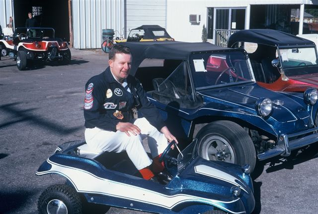 Is this a Ken Allison go kart buggy?