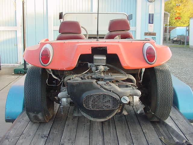 viper dune buggy.