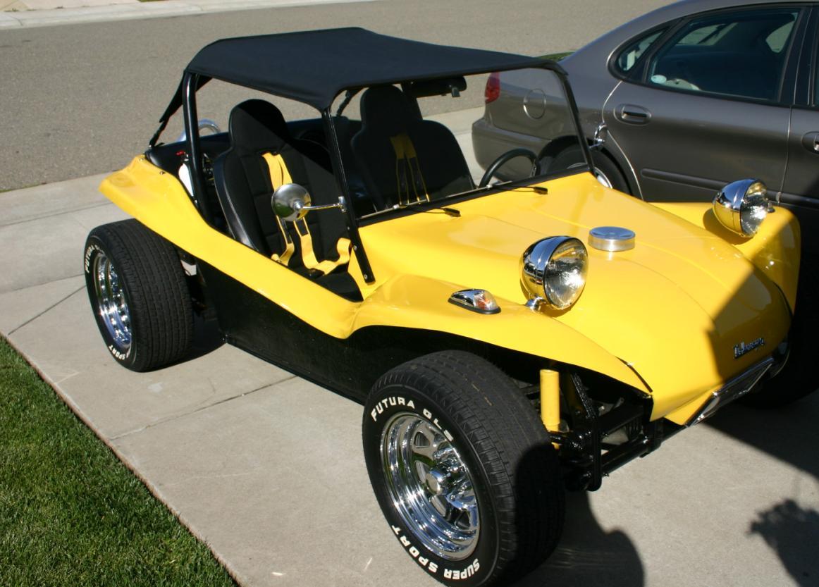 Dune Buggy Dash >> Alameda buggy