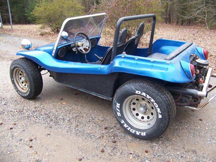 Razor dune buggy blue - photo#17